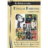 echange, troc Les Trésors du cinéma : Douglas Fairbanks - Coffret 6 DVD - Le Signe de Zorro, Les Trois Mousquetaires, Robin des Bois, Le Vo
