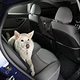 Kyjen Outward Hound FRONT SEAT SAFETY BARRIER Dog Pet Car Adjustable Black