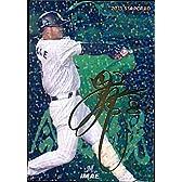 カルビー 2015プロ野球チップス第3弾 スターカード金箔サインパラレル S-56 今江敏晃(ロッテ)