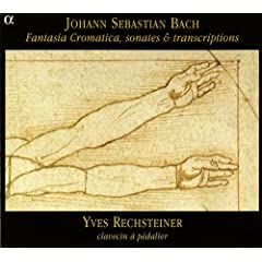 Trio Sonata No. 6 in G Major, BWV 530 (arr. for harpsichord): I. Vivace