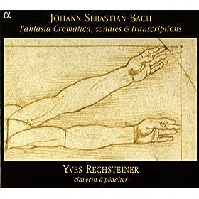 Trio Sonata No. 4 in E Minor, BWV 528 (arr. for harpsichord): III. Un poc' allegro