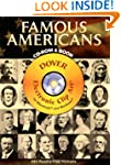 Famous Americans CD-ROM and Book: 450...