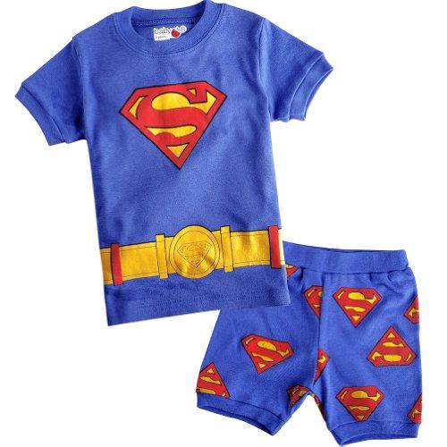 Superman Toddler Pajamas