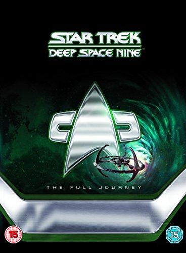 Star Trek Deep Space Nine: The Complete Journey - Series 1-7 [Region 2] (Deep Space Nine Season 3 compare prices)