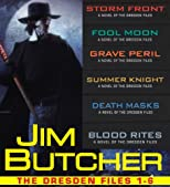 The Dresden Files, Books 1-6