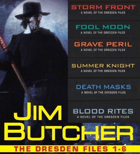 Jim Butcher - Dresden 06 - Blood Rites