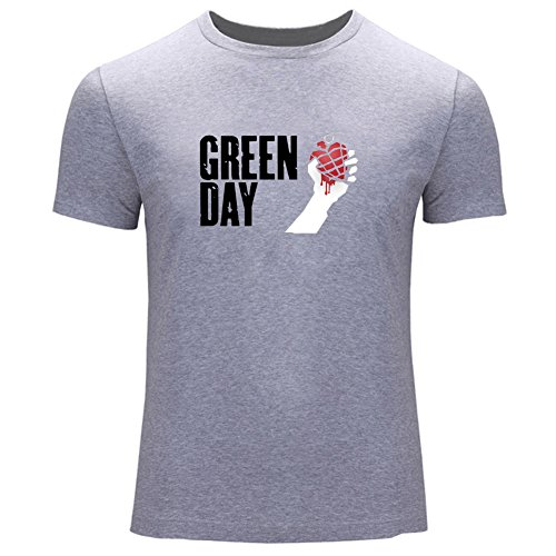 Pop Green Day For Men's T-shirt Tee Outlet