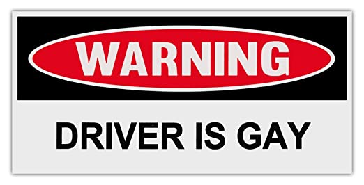 Funny Bumper Stickers Amazon Funny Warning Bumper Stickers