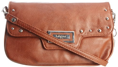 Bagac Women's Haidee Clutch Cognac S42.075831 Medium