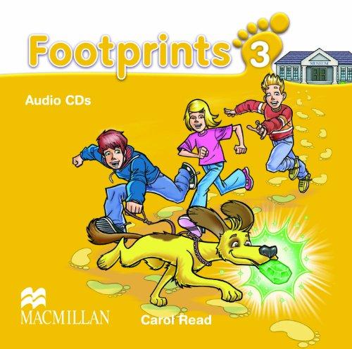 Footprints 3: Audio CD's