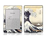 Gelaskins Protective Vinyl Skin for Kindle Touch & Kindle Touch 3G - The Great Wave