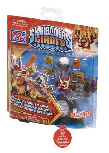 Mega Bloks - Skylanders - Trigger Happy's Battle Portal