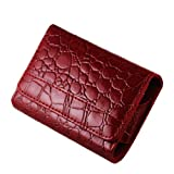 C13 Red Crocodile skin pattern Camera Case Bag For Samsung WB50F DV150F DV151 ST150F