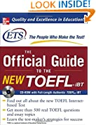 The Official Guide to the New TOEFL iBT with CD-ROM (McGraw-Hill's Official Guide to the TOEFL Ibt (W/CD))