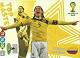 FIFA World Cup 2014 Brazil Adrenalyn XL Falcao Top Master