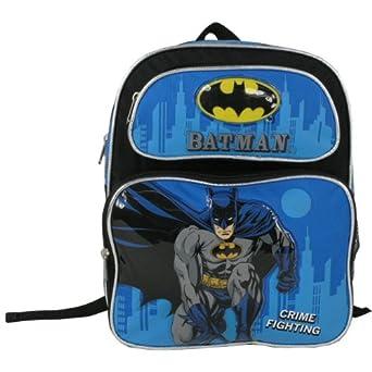 Batman Toddler Backpack