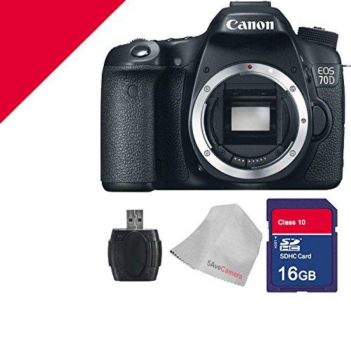 Canon EOS 70d Body Photo