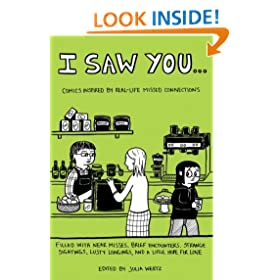 I Saw You: Comics Inspired by Real-Life Missed Connections