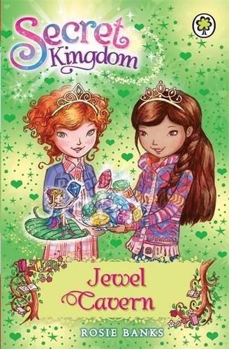 18: Jewel Cavern (Secret Kingdom)