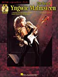 img - for The Best of Yngwie Malmsteen: A Step-by-Step Breakdown of His Guitar Styles and Techniques (Guitar Signature Licks) book / textbook / text book