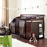 - Storkcraft Calabria Crib N Changer