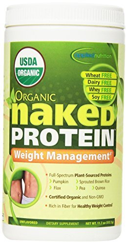 Applied Nutrition Organic Naked Protein Supplement, 15.2 Ounce