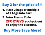 Buy 2 Get 1 of them FREE - Great Value SG Natural Bamboo Charcoal Deodorizer Bag - Most Effective AIR PURIFIERS For Home, Allergies & Smokers. Portable Odor Eliminator, Car Air freshener (Sky Blue)