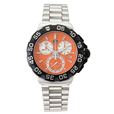 TAG Heuer Men's CAH1113.BA0850 Formula 1 Chronograph Watch by TAG Heuer