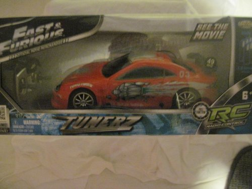 Review: Fast & Furious - Red Tunerz - Radio Control Car & Controller 49 MHZ