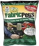 Easy Gardener 809 Biodegradeable Landscape Fabric Install Pegs - 10 Pack