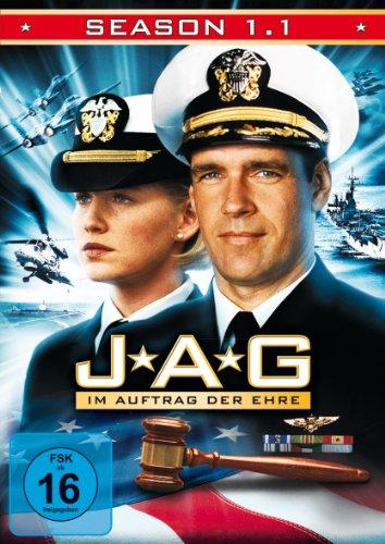 JAG: Im Auftrag der Ehre - Season 1.1 [3 DVDs]