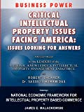 img - for Critical Intellectual Property Issues Facing America: Issues Looking for Answers book / textbook / text book