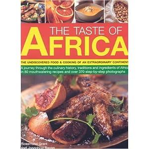 The Taste of Africa Livre en Ligne - Telecharger Ebook
