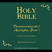 Holy Bible, Volume 18: Deuterocanonicals/Apocrypha, Part 1 | [American Bible Society]
