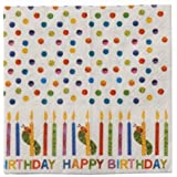 Hungry Caterpillar - Napkin (Pk 20) for Disposable Party Tableware