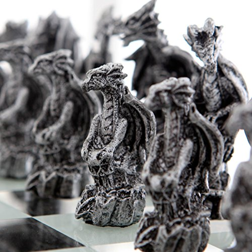Dragon Chess Set 4