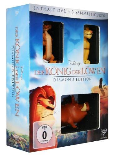Der König der Löwen (Diamond Edition, + Sammelfiguren) [Limited Edition]