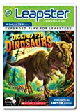 LeapFrog Leapster Game: Digging for Dinosaurs