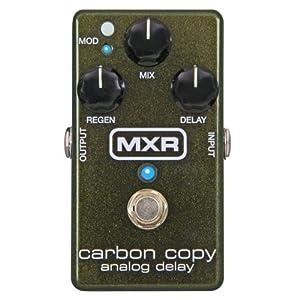 Excellent Deal on the MXR M169 Carbon Copy Delay