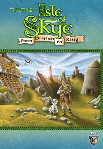 スカイアイランド lsle of Skye™: from Chieftain to King