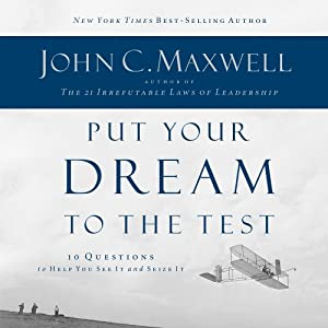 Put Your Dream to the Test Audiobook