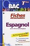 Espagnol Tle s�ries L-ES-S et technol...