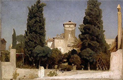 oil-painting-frederic-lord-leighton-the-villa-malta-rome-printing-on-polyster-canvas-18-x-28-inch-46