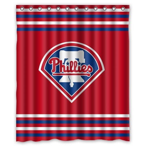 Philadelphia Phillies Shower Curtains Price Compare