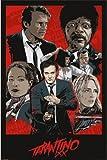 Film Maxi Poster featuring 20 Years of Quentin Tarantino Tarantino XX 61x91.5cm