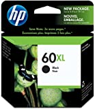 Hewlett Packard HP60XL Black Ink Cartridge