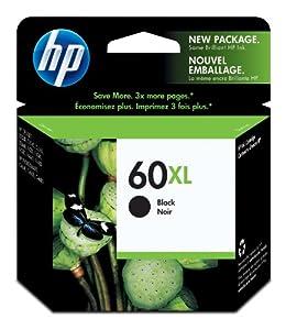 HP 60XL CC641WN#140 Ink Cartridge-Black