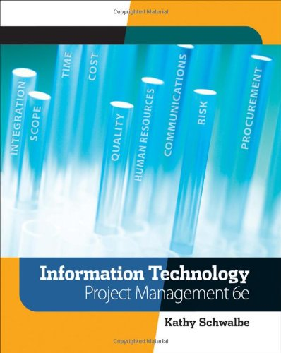 Information Technology Project Management (with Microsoft...