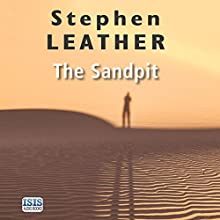The Sandpit Audiobook by Stephen Leather Narrated by Paul Thornley