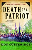 img - for Death of a Patriot by Don Gutteridge (2014-01-07) book / textbook / text book